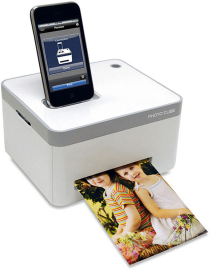 PhotoCube Printer
