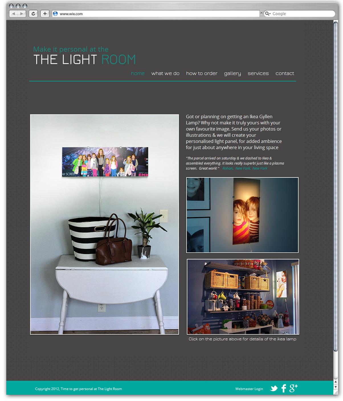 The Light Room Designs