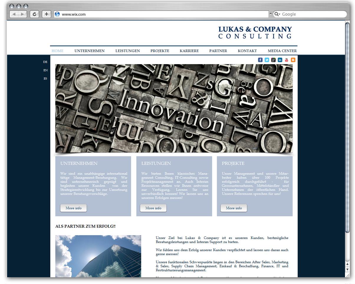 Lukas & Company GmbH
