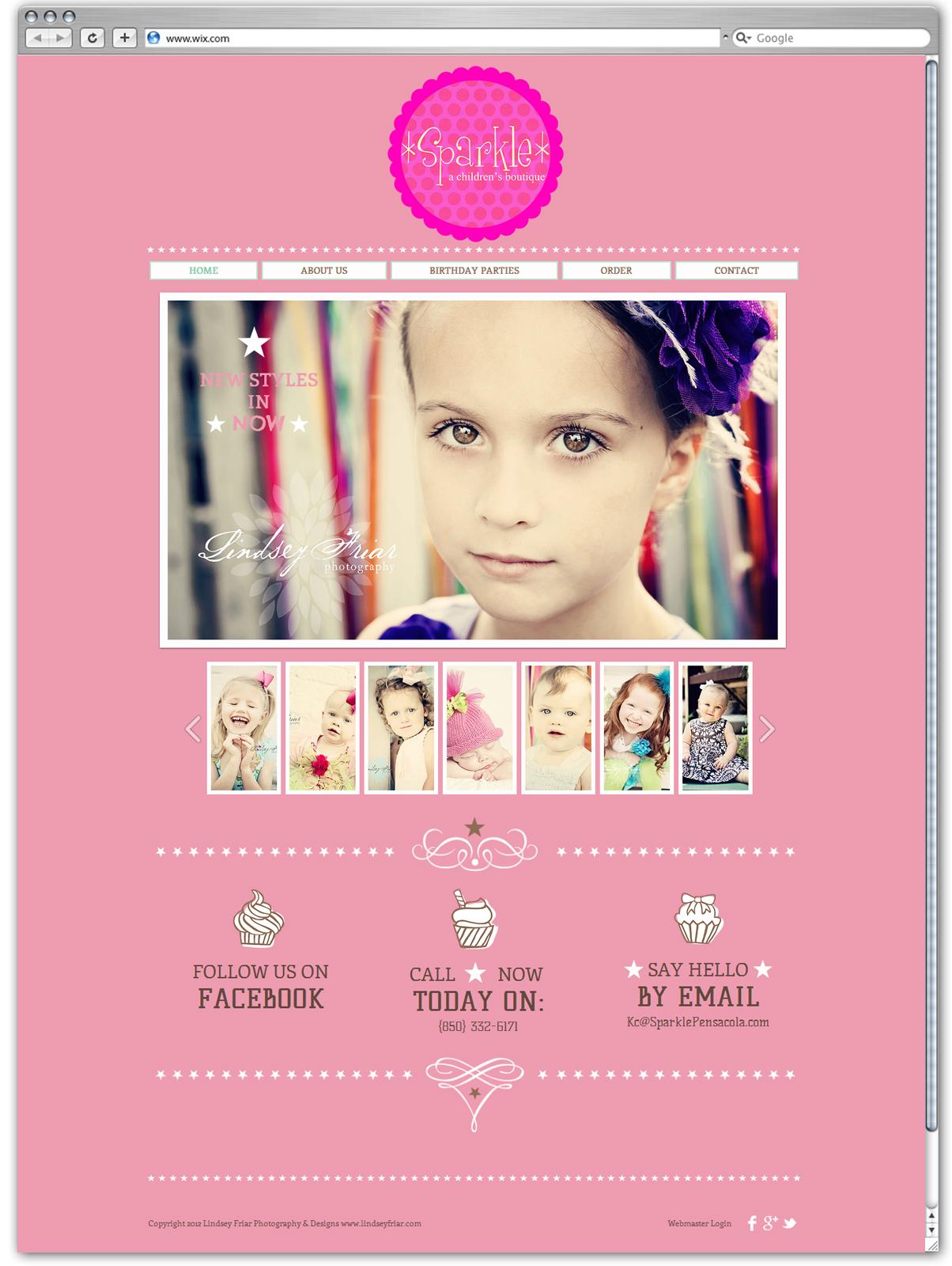 Sparkle | a Children's Botique