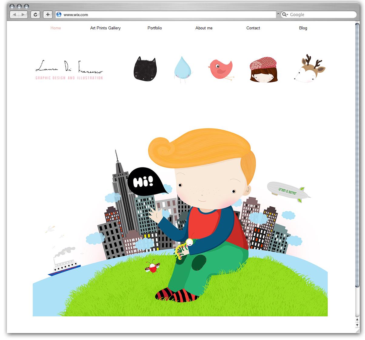 Laura Di Francesco | Graphic Design and Illustration