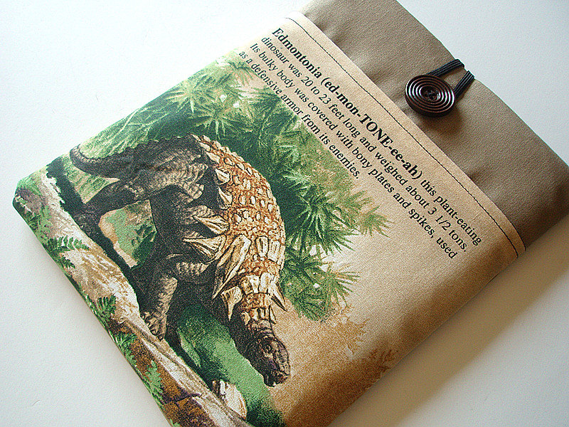 Dinosaur Tablet Sleeves