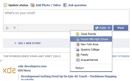 How to Get Your Facebook Account Under Control- Lists