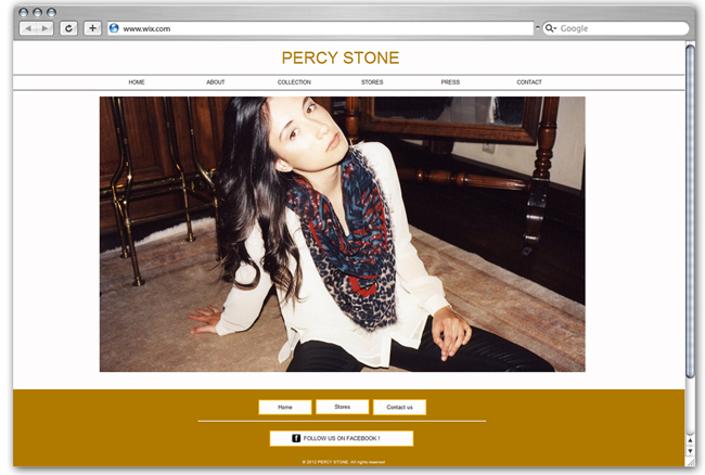 Percy Stone | Belgium