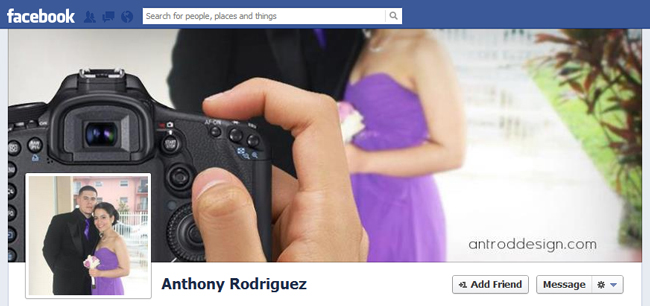 Facebook Cover By Anthony Rodriguez