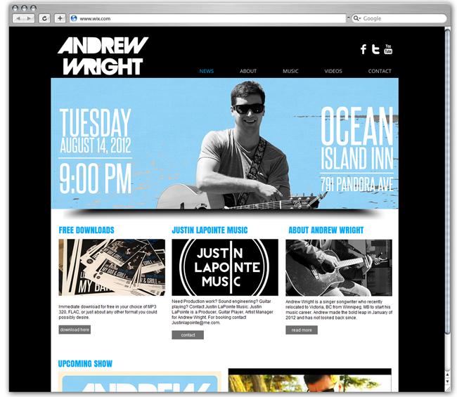 Andrew Wright | Canada