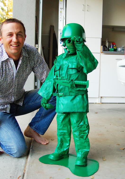 Toy Army Guy
