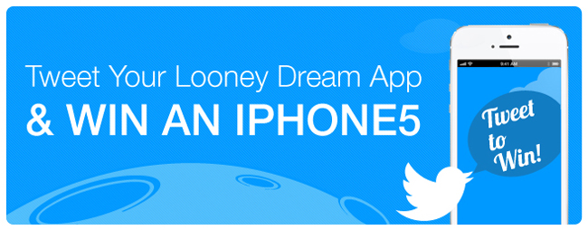 Tweet Your Fantasy App to @Wix & WIN an iPhone5!