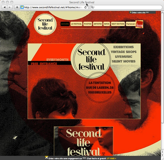 Coolest Pinterest Boards: Killer Wix HTML5 Websites