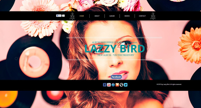 Inspirational Backgrounds for Web Design