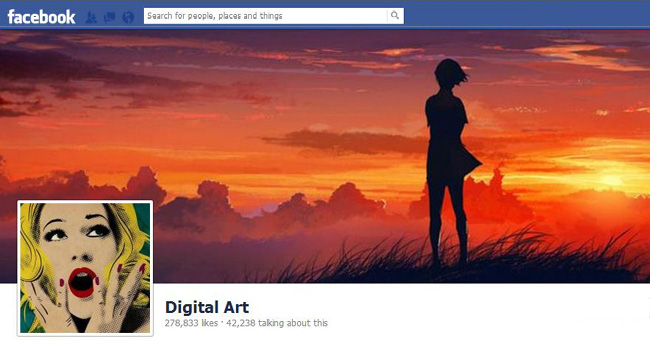 Inspirational Facebook Cover Photos
