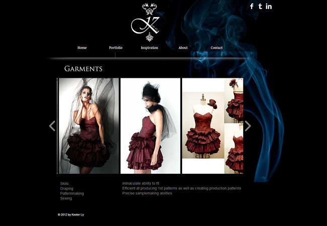 18 Beautiful Fashion Websites Created with Wix
