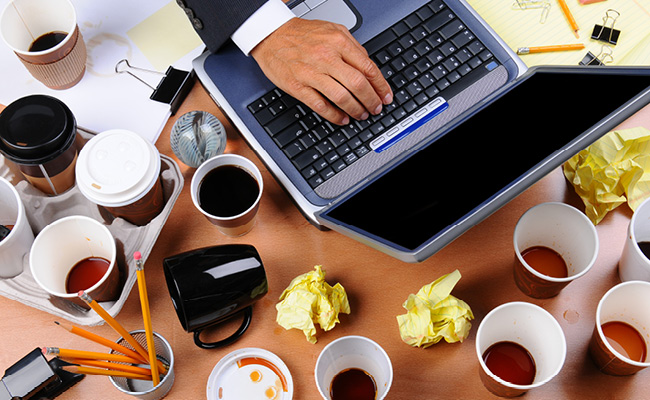 Set Up Your Work Space to Increase Productivity