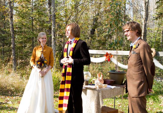 Amazing Geek Weddings