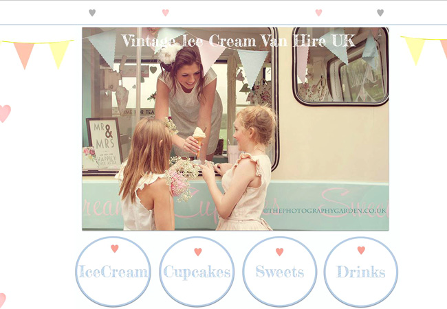 Amazing Wix Websites for the Summertime