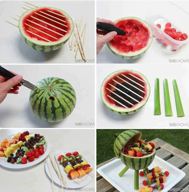 15 Original Picnic Ideas for Labor Day