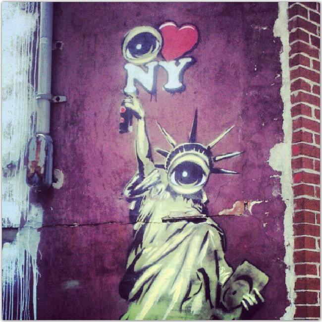 Best Street Art Captured on Instagram