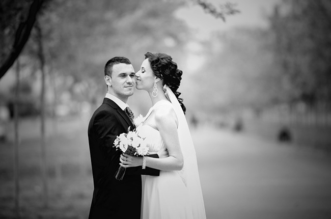More Black and White Options. This Couple Never Go out of Style!