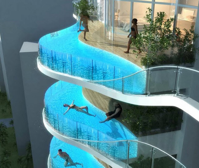 World'S Most Amazing Swimming Pools