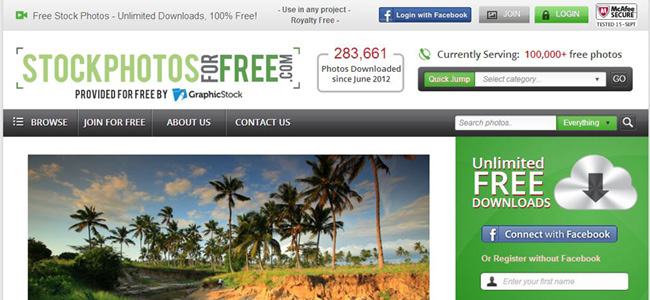 Less-Known Sources of Free Photos for Your Website