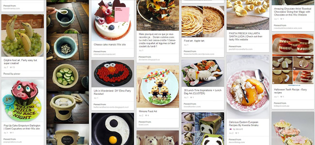 Food on Pinterest