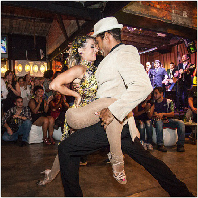 Get Up and Dance! Best Dance Pics from Instagram