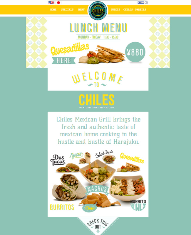 Chiles Grill