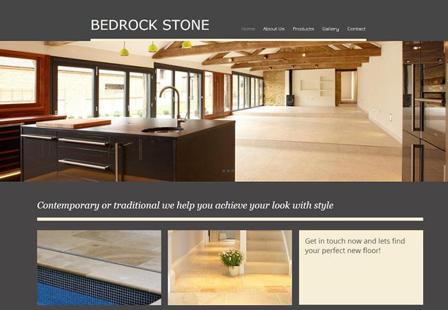 Bedrock Stone