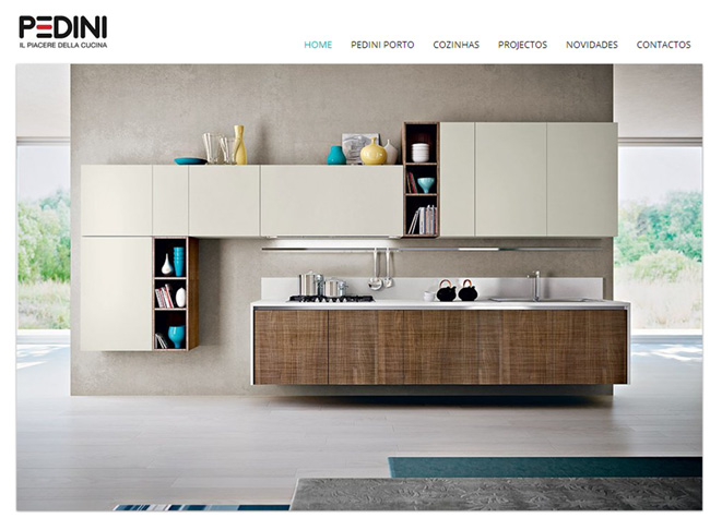 Pedini Kitchens
