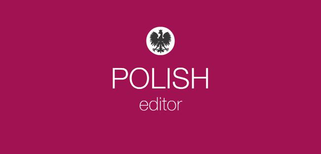 Wix Polish Editor