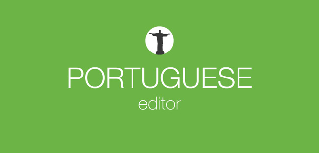 Wix Portuguees Editor
