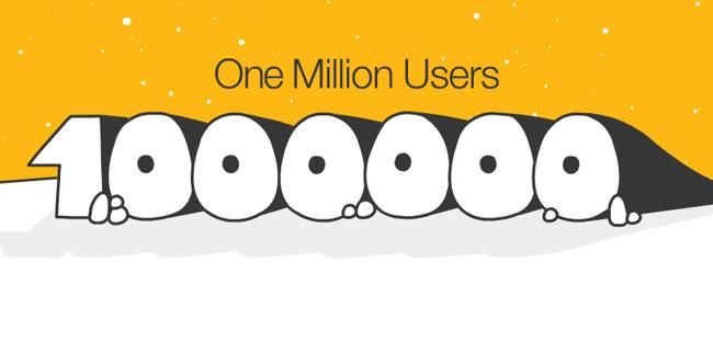 Wix Celebrates 1 Million Users