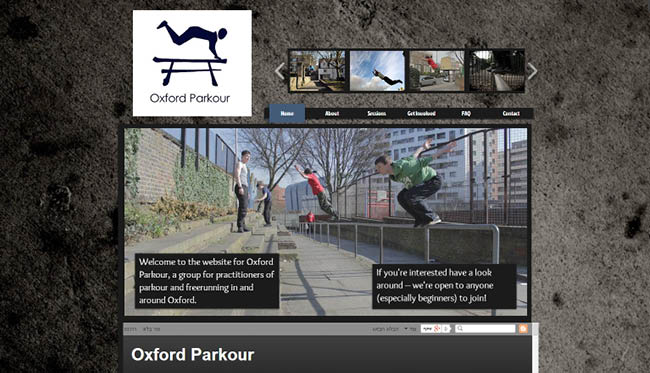 Oxford Parkour