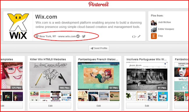 Meta Tags - Pinterest