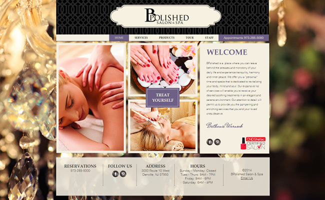 B Polished Salon & Spa