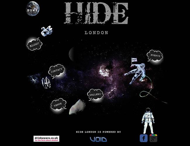 Hide London