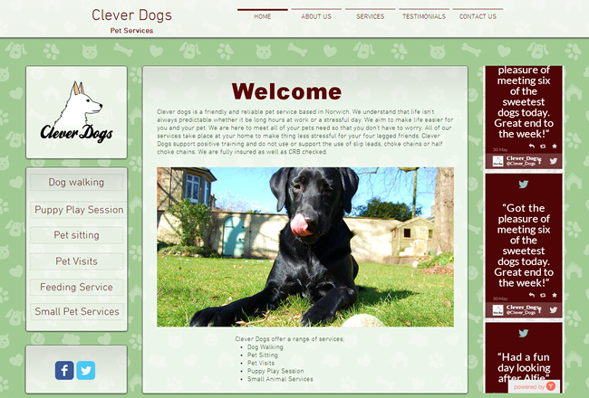 Clever Dog Services