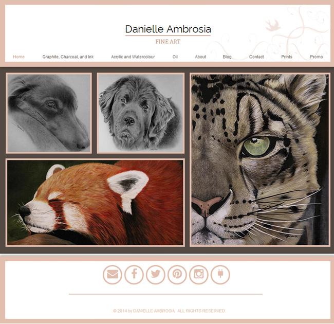 Danielle Ambrosia