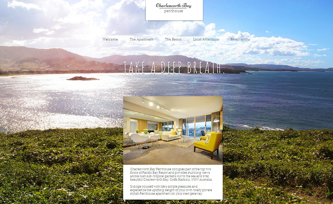 Charlesworth Bay Penthouse