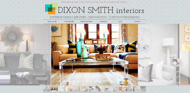 dixon smith interiors - Interior Design Portfolio Ideas