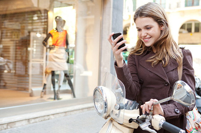 Smartphone; Smart Shopping