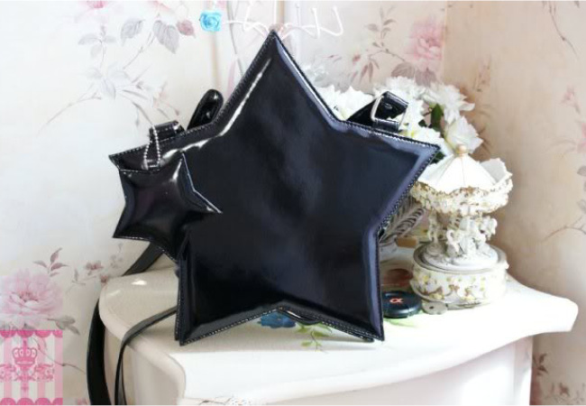 Star Shaped Bag