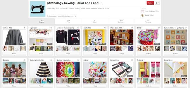 Stitchology   Pinterest Account