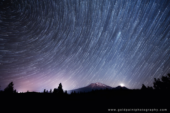 Mount Shasta, California by Goldpaint Photography