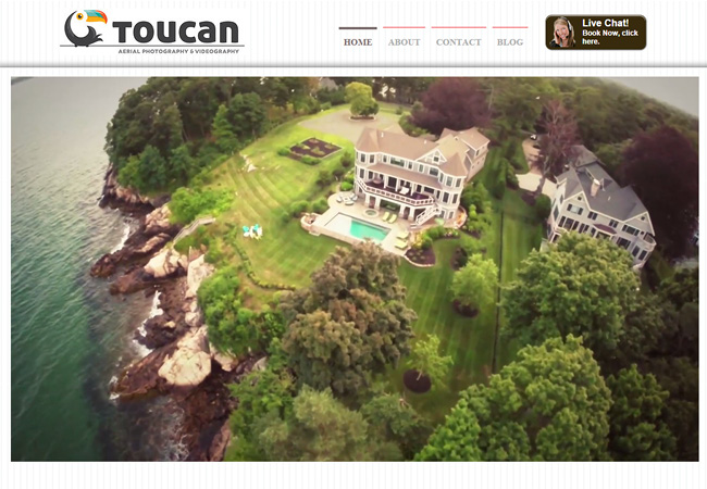 Toucan - Aerial Photography and Videography