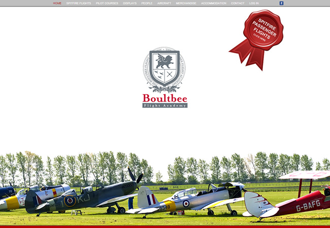 Boultbee - Flight academy