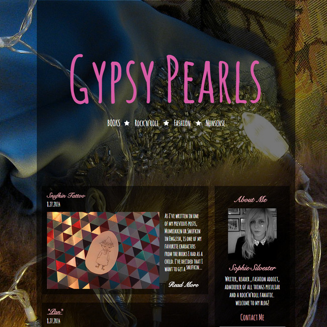 Gypsy Pearls