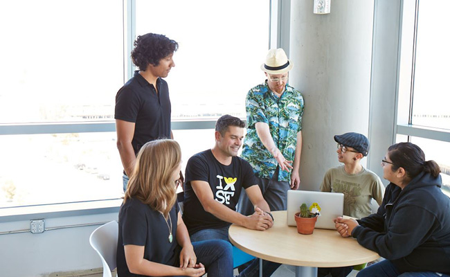 The Big Reveal: Meet the New Wix San Francisco Lounge