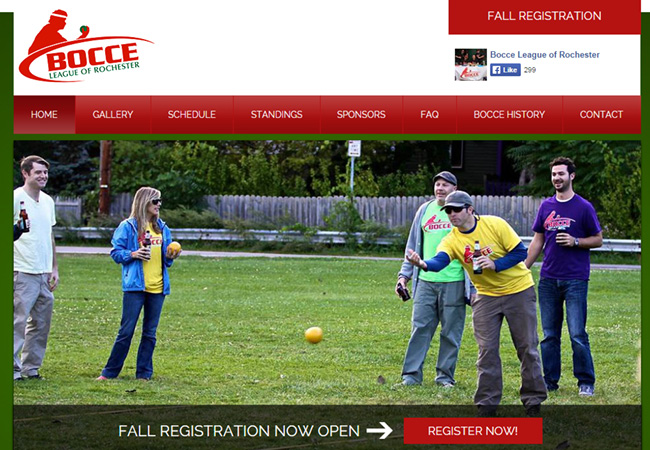 Bocce League of Rochester