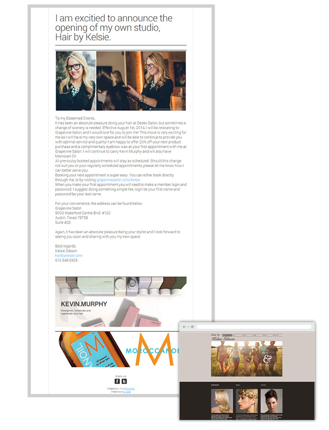 email marketing pros 10 great newsletters created with wix